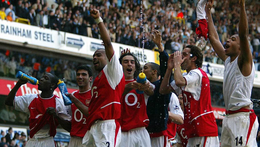 Arsenal Invincibles 2003