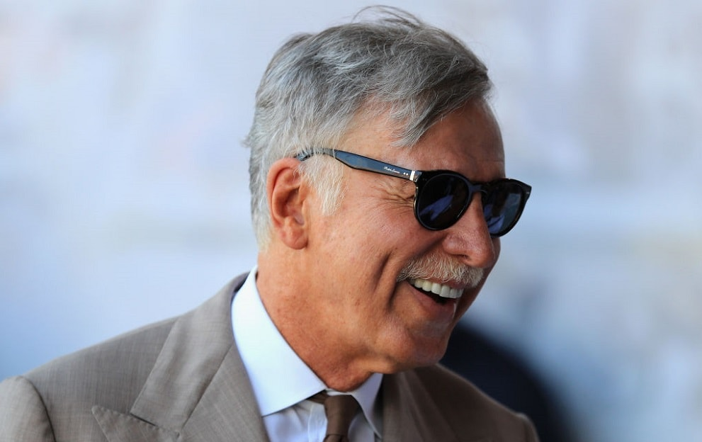 Stan Kroenke's net worth