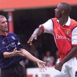 Keane vs Vieira rivalry
