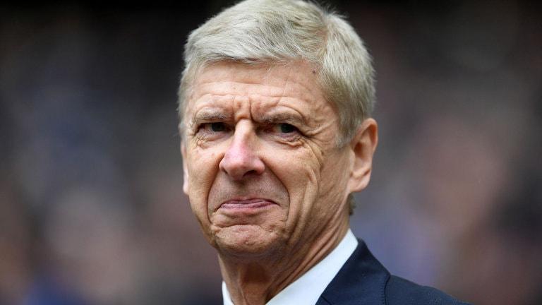 Arsene Wenger Career